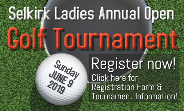 2019 SGCC ladies registration